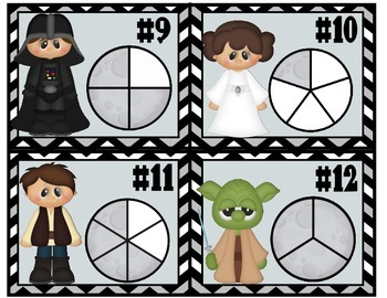 May the Fourth Be With You Fraction Game