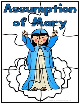May, the Month of Mary Worksheet and Activity Pack