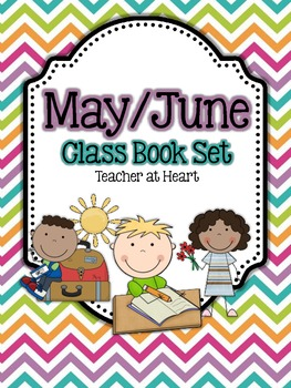 May/June Class Book Set