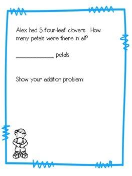 May/June Math Journal Second Grade