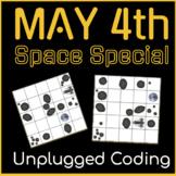 MayTheFourth Unplugged coding Challenge