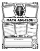 Maya Angelou Research Organizers for Projects