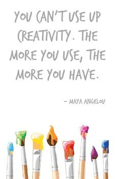 Maya Angelou Creativity Quote_Small