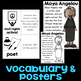 Maya Angelou Reading Passage, Biography Report, & Comprehension Activities