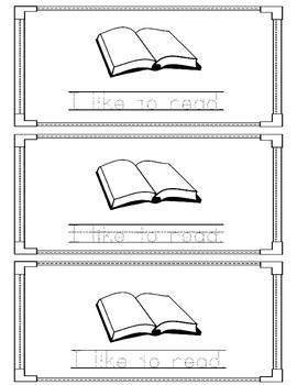 Maya Angelou Sight Word Book I