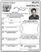 Maya Angelou - WEBQUEST for Poetry - Famous Poet