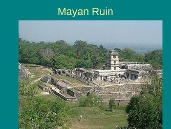 Maya, Aztec and Inca Notes