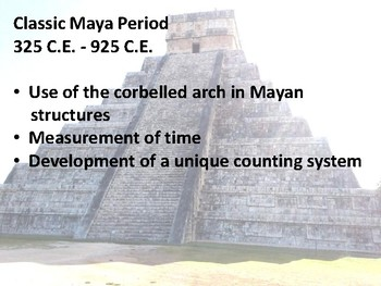 Maya - Chichen Itza