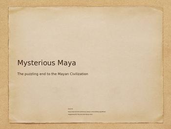 Maya Conclusion