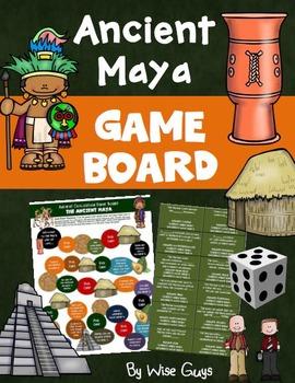Maya Game Board