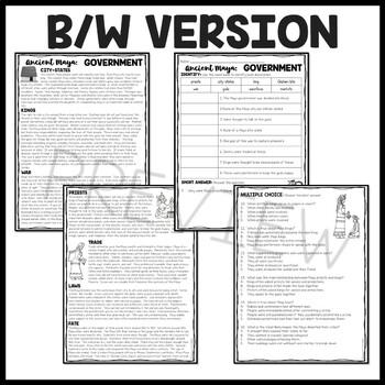 Maya Government, Mesoamerica, Ancient Civilizations, Mayans