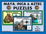 Maya, Inca & Aztec Puzzle Bundle