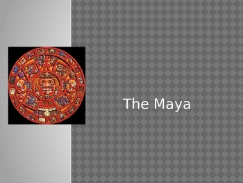 Maya Power Point