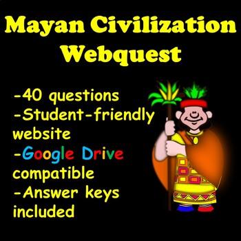 Maya Civilization Webquest