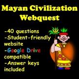 Mayan Webquest