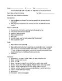 Maya and Inca Study Guide - Unit 1 Task 3 - LDOE