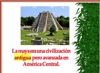 Mayan Architecture (in Spanish)