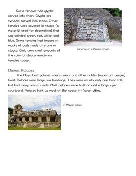 Mayan Cities