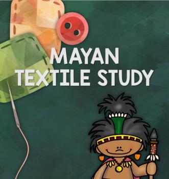 Mayan Civilisation Study - Art & DT Focus (Textiles)