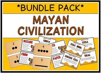 Mayan Civilization (BUNDLE PACK)