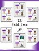 Mayan Civilization Interactive Mini Research Fold-Ems and