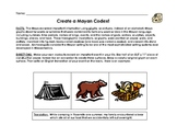 Mayan Codex - Create your own and translate!