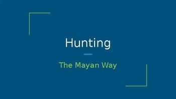 Mayan Hunting to Teach Bar Graphs