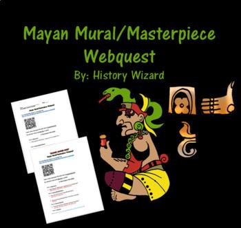 Mayan Mural/Masterpiece Webquest