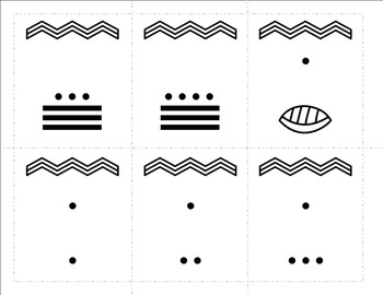 Mayan Number Cards and Games