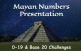 Mayan Numbers Investigation:  Interactive Digital Activity (0-19)