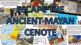 DISTANCE LEARNING Mayan Virtual Escape/Breakout Room & PowerPoint w/Guided Notes