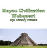 Mayan Webquest: Chichen Itza and Mayan Mythology