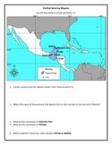 Mayans - Geography and Map Skills