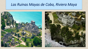 Mayans: Human sacrifices- Visual PPT, Listening and Speaking activity
