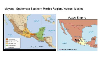 Mayans and Aztecs Overview
