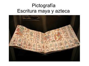 Mayas and Aztecs