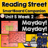 Mayday! Mayday! SmartBoard Companion Kindergarten