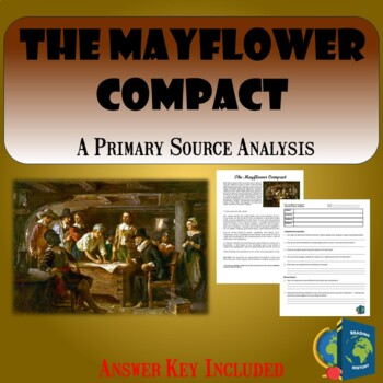 Mayflower Compact Analysis SOAP