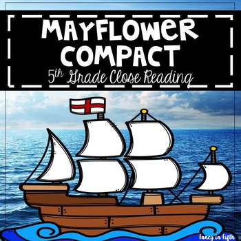 Mayflower Compact: Close Reading