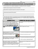 Mayflower Compact, Magna Carta, Colonial Charters Worksheet or Graphic Organizer