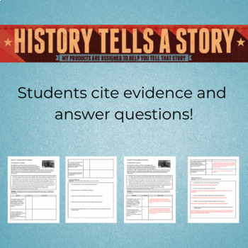 Mayflower Compact: Prove It!  Primary Source Analysis