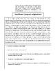 Mayflower Compact Reading Worksheet