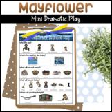 Mayflower Dramatic Play Choice Board