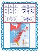 Mayflower ESCAPE ROOM: Mayflower Compact, Pilgrims Voyage, Print & Go!