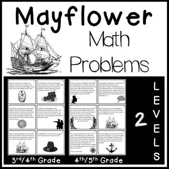Mayflower Math Problems