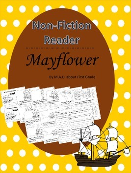 Mayflower Nonfiction Close Reading Book