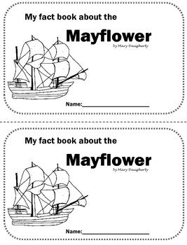 Mayflower Nonfiction Close Reading Book