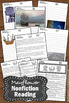 Mayflower Reading Comprehension, Thanksgiving Activities
