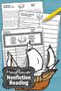 Thanksgiving ELA Mayflower Reading Comprehension Passages
