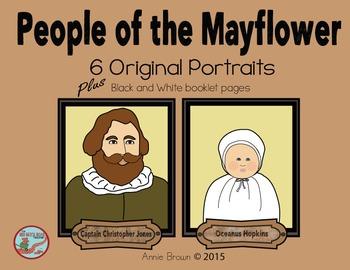 Mayflower - People